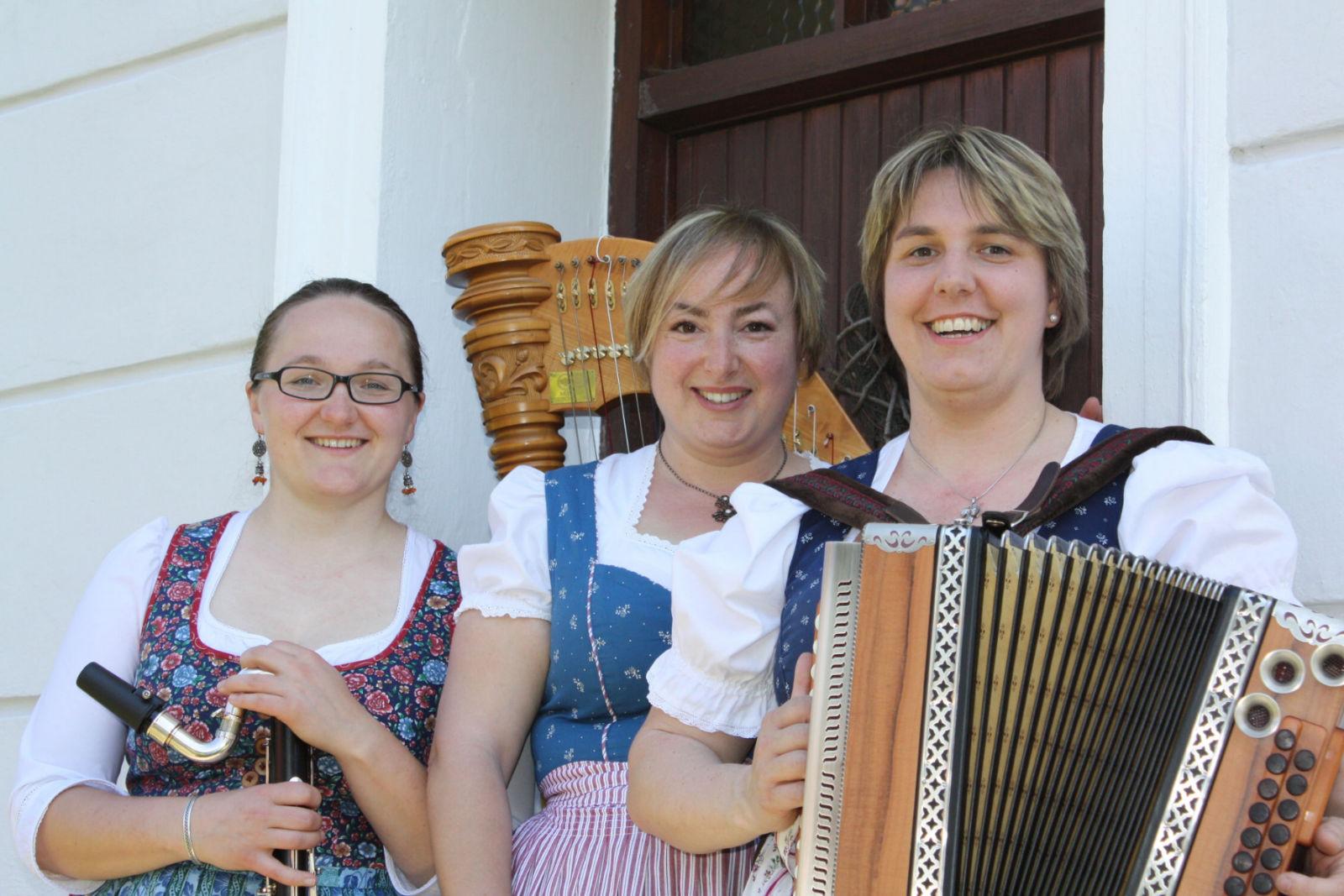 Bayerische Musikgruppen Namen